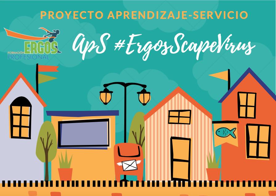 ApS #ErgosScapeVirus