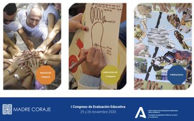 Congreso de Evaluación Educativa – Madre Coraje