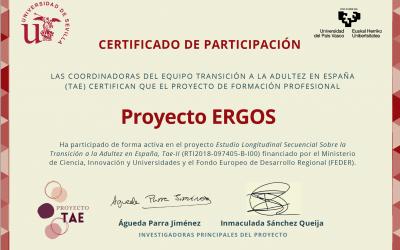 ERGOS: Innovación, Investigación y Excelencia.
